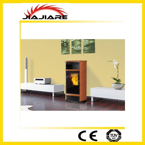 Electric stoves Cast iron Large integrated Stove with hot water