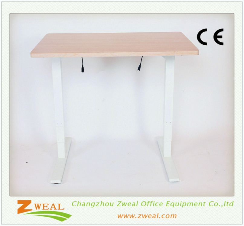 automatic office or desk swivel adjustable laptop table tall comfort for home workplace