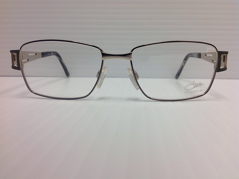 3eab1700c77 Get Quotations · CAZAL Titanium Eyewear Frame Glasses MOD.1069 COL.002 51  16 130