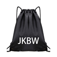 Ruiding Customized Polyester Multifunctional Colourful Travel Drawstring Bag Sports Bagpack
