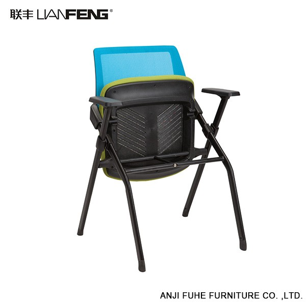 Latest design reliability durable office chair with aluminum base