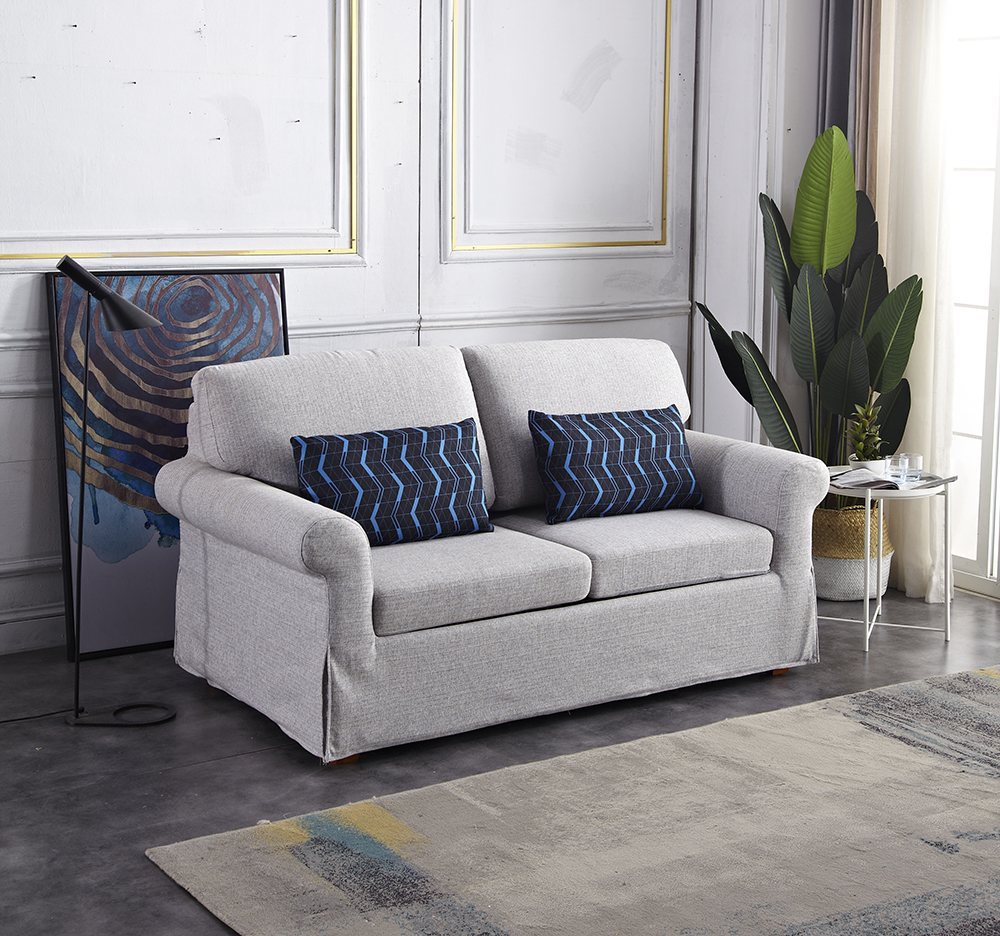 European Living Room Cheap Pull Out Couch Bed Fabric ...