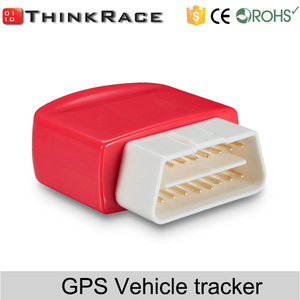 8-28V Mini GPS Tracker OBD II For Vehicle OBD 2 Tracking On-Board Diagnostics Tracking gps tracker with free customize software
