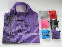 190 T Nylon fashion shopping bag