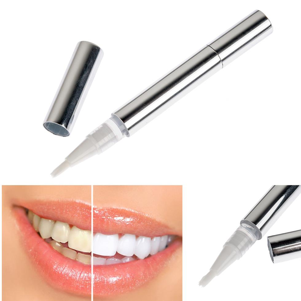 Teeth Whitening Pen Tooth Gel Whitener Bleach Stain Eraser Remover Instant New