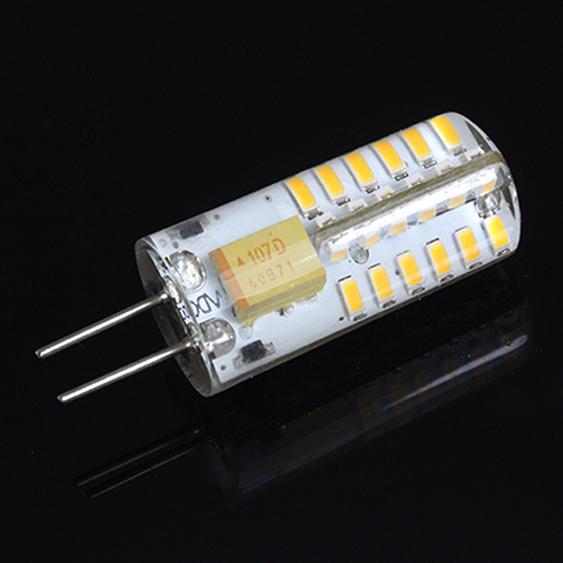 Saving energy low price replace 10w halogen g4 led 2w led lampe 3014 12v 6500k