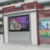 Factory direct sale 1500-2000 cd/m2 outdoor digital advertising with AR glass and air conditioner cooling