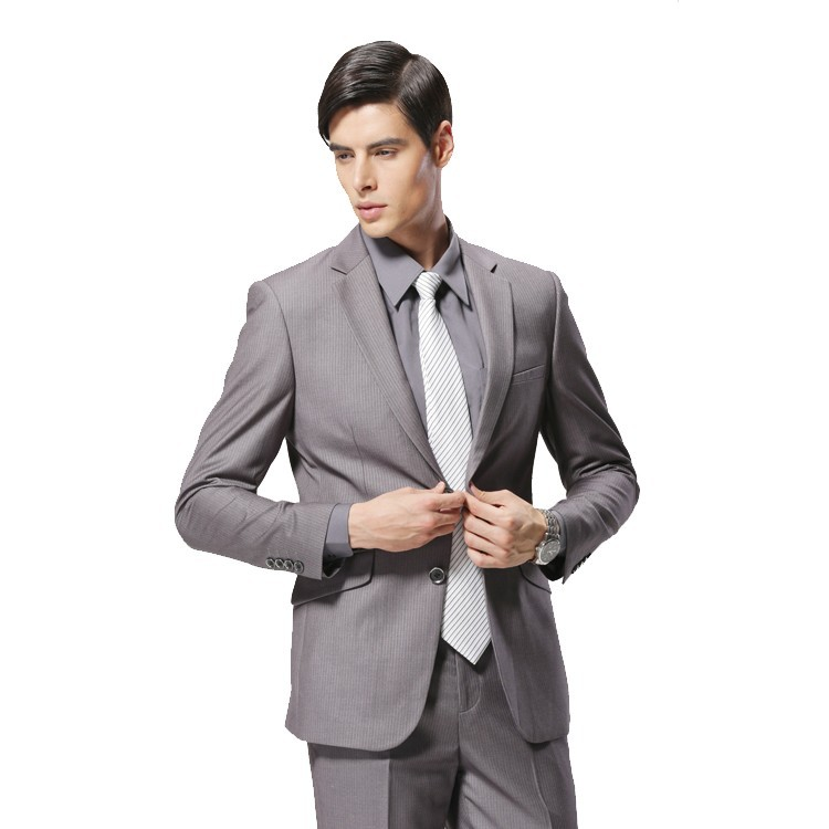 2017 latest design coat pant man suits style slim fit stylish new ...
