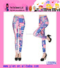 A Lot Of American Flag HIGH Stretch Tights New Fashion Leggings For Girls