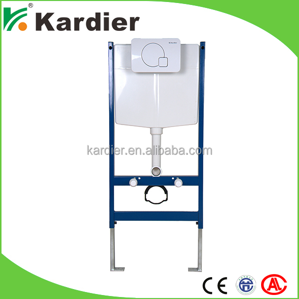 Water tank manufacturing machine wall hung wc toilet modern wall hung toilet dimension made in China