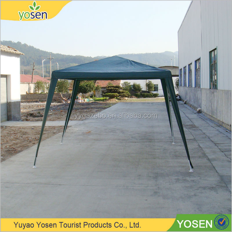 Modern outdoor metal outdoor garden gazebo pavilion iron garden pavilion