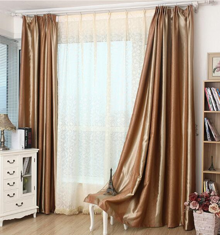 Thick Curtain Fabric Curtain Menzilperde Net