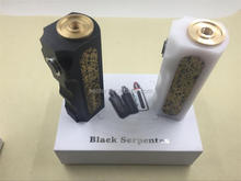 vape new inventions in china speak out mouthpieces Black serpentes China supplier