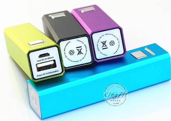 Wholesale Best Portable 2600mah USB Mini Power Bank Mini Solar ...