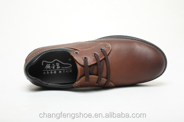 Casual Shoes Factory Men Leather Shoes USA Hotsale Vietnam zvp88x