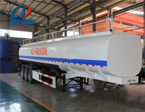 CNG Tube Trailer - 6, 8,11,12 tubes with 25Mpa