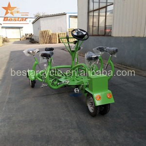 Pedicab Outdoor Wedding Cycle Bike Tour Rent a Beer Bike Party Bike Pedal Bus tourism companies electric with pedal car