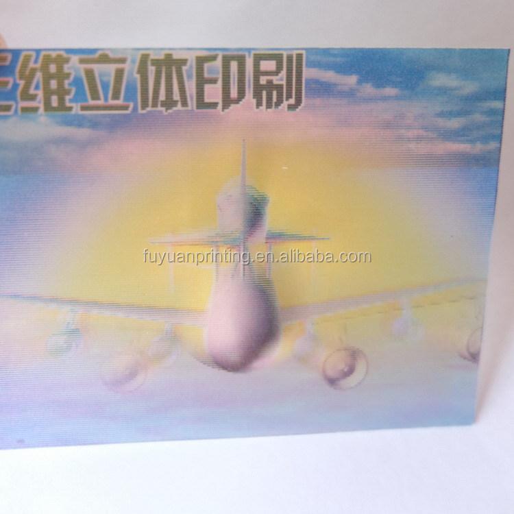 Designer Classical Cheap 3d Lenticular Business Card Buy