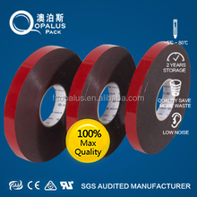 Alibaba express auto spare parts PE/EVA foam tape with strong first viscosity