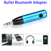 Top Quality Mini Car Bluetooth Music Receiver Adapter, Smart Bluetooth Car Kit