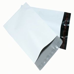 2 Mil Light Poly Mailer Plastic Mailing Bags Strong Grey Plastic Poly Postal Postage Poly Mailer Bag(Customized Logo)
