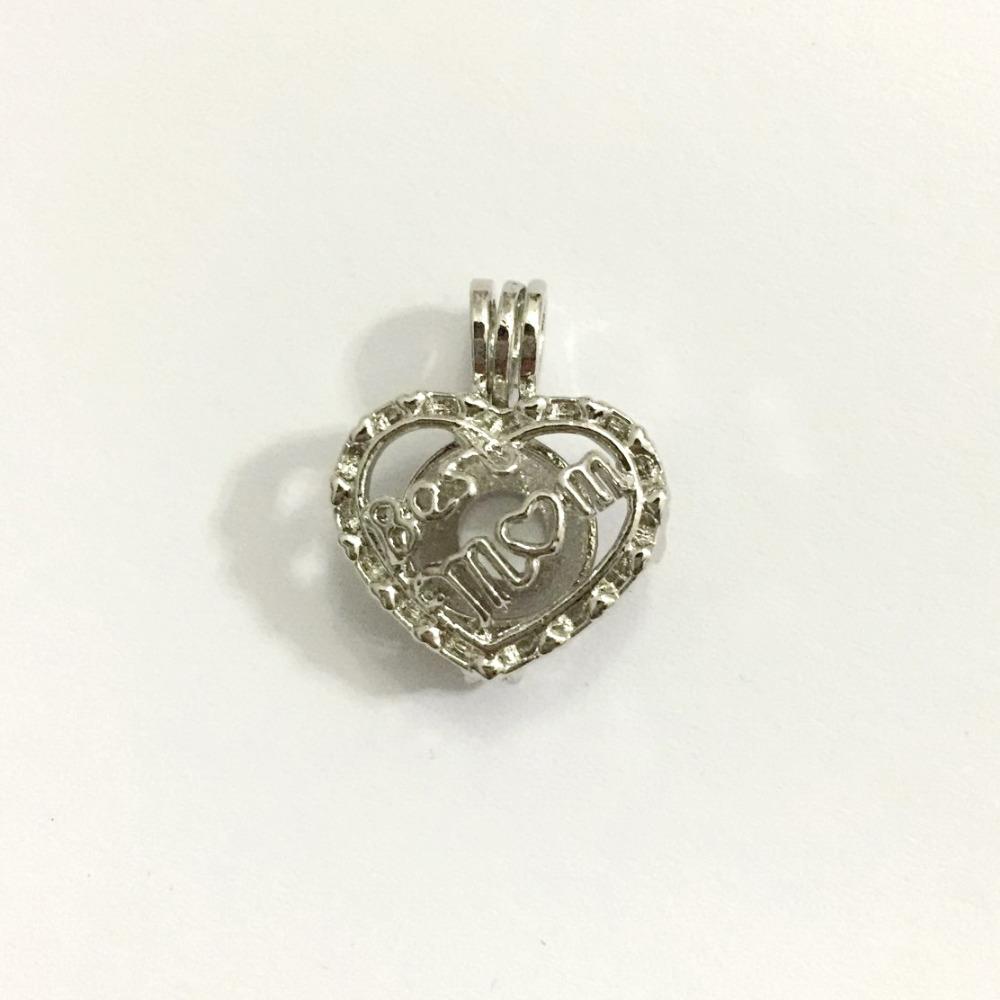 099a3e956145 Compre Mejor Mamá Corazón Amor Diseño Jaula Colgante