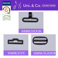 Wholesale high quality durable metal bow tie buckle