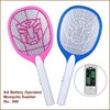 Efficient Mosquito Killing Plastic Mosquito Rechargeable Electric Mosquito Bat