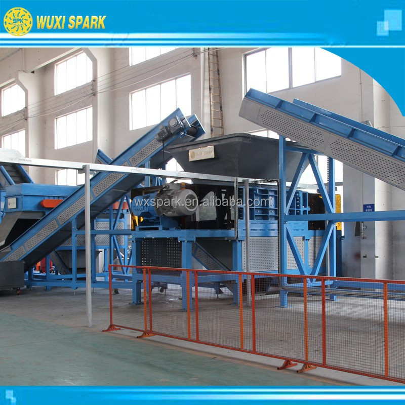 Chinese Recycling Manufacture Used Wood Pallet Crusher Machine for Sale in stock China
