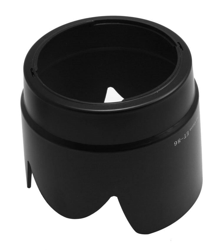 ET-86 Bayonet Petal Shape Lens Hood fits for Canon EF 70-200mm f//2.8L IS USM