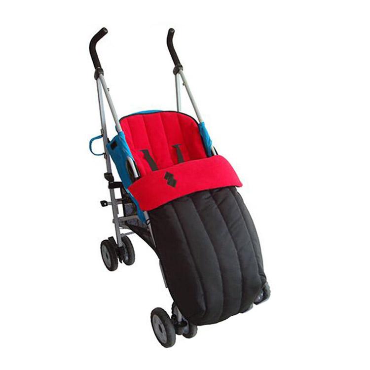ทารกรายการรถเข็นเด็กทารก Sleeping Bag ถุงนอนเด็กฤดูหนาว