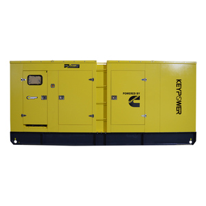 Keypower 500kva Soundproof Best Home Power Generator MW Power Plant Price List