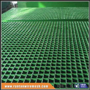 Fiberglass Working Platform Frp Grating Plastic Floor