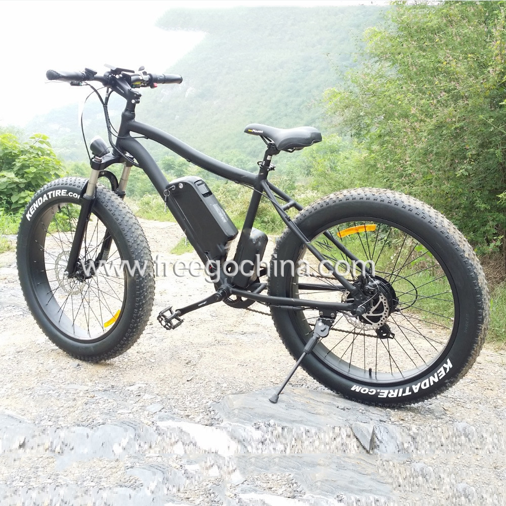 Hot Sale 48V 500W Electric Mountain Bicycle,Snow Electric Bike, Sport Ebike