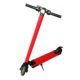 best wholesale red white blue 6.5inch foldable folding Kick electric scooter for adult