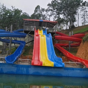 large plastic water slide,giant water slide