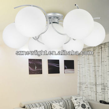 Led Recessed Wall Light Round Ball Lights Off Road Light Hanging ...