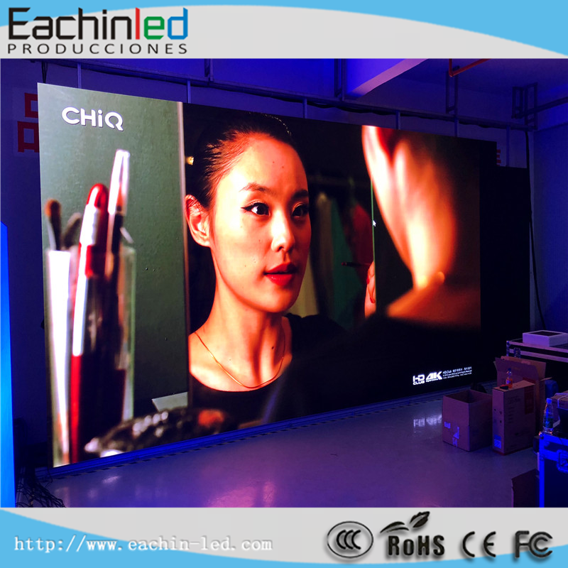 Indoor led display screen to Display <strong>Video</strong> for Stage, TV Studio