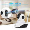 H.264 plug and play ip camera IR-CUT home security wireless mini camera
