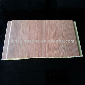 Interior Wall Wood Paneling Finishing Material Roof Ceiling Design Pvc Panel Buy Interior Wall