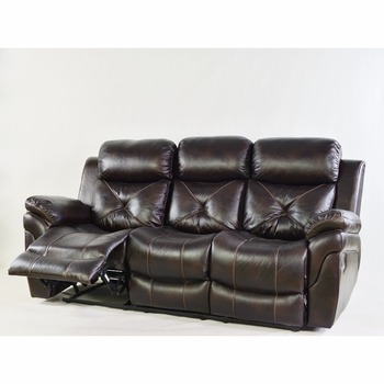 Home Furniture Living Room Leather Recliner Sofa Cinema Theatre Chairs