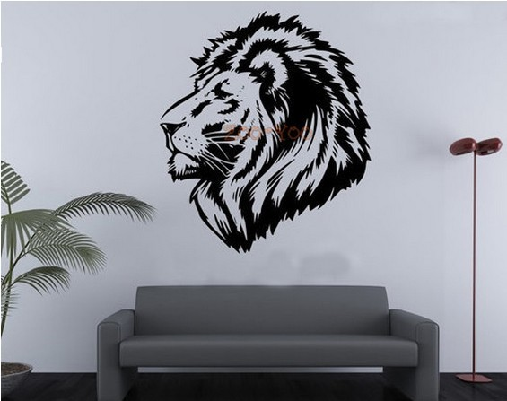 lion king cool wall stickers wall decals vinyl stickers home decor stickers for the. Black Bedroom Furniture Sets. Home Design Ideas