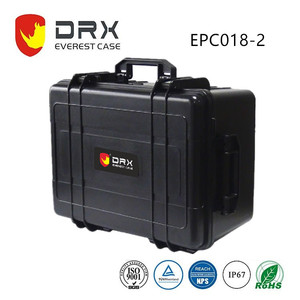 China DRX waterproof professional tool laptop protective plastic hard carrying cases