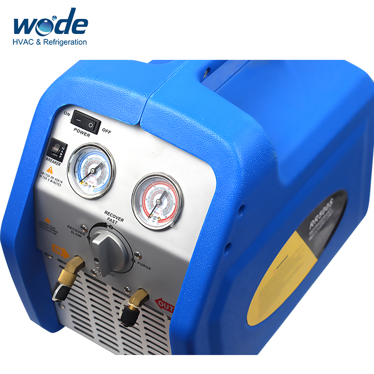 3d8413c00fa Cheap price best quality China manufacture ac recovery machine r134a recovery  unit