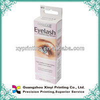 High quality eye shadow hard cosmetics packaging paper box