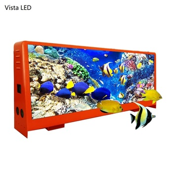 LED 3G 4G Taxi Roof LED Waterproof IP65 Display P4 P5 Outdoor Car Top Video LED Advertising 320mm x 160mm LED Module Full Color