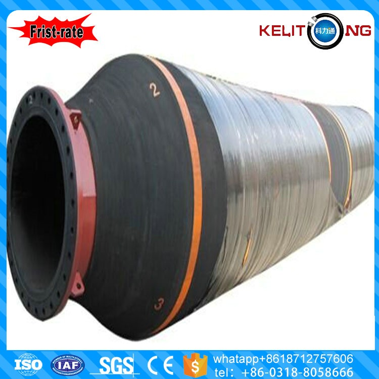 First-rate dredging pipe float floating rubber oil hose