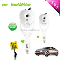 Humidifiers type ultrasonic portable mini car humidifier with humidistat control systems for essential oil diffuser for car