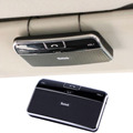 Bluetooth 4 0 Hands free Multipoint Speakerphone Speaker Car Kit Sun Visor Hot Selling