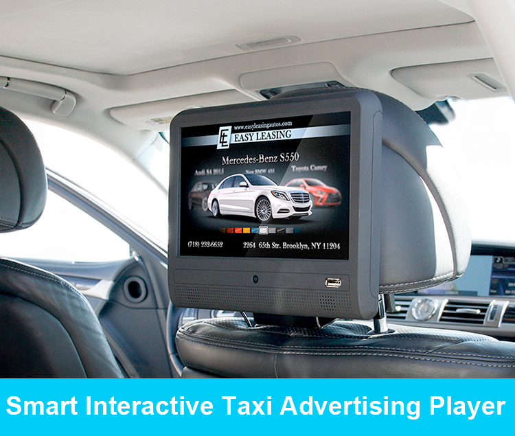 taxi tablet